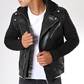 /achat-vestes-biker/frilivin-veste-biker-qq505-noir-148395.html