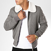 /achat-bombers/frilivin-bomber-suedine-col-mouton-d005-gris-chine-148410.html