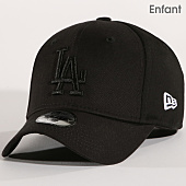 /achat-casquettes-de-baseball/new-era-casquette-enfant-league-essential-940-mlb-los-angeles-dodgers-80635916-noir-148439.html