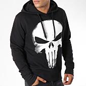 /achat-sweats-capuche/punisher-sweat-capuche-grunge-logo-noir-148604.html