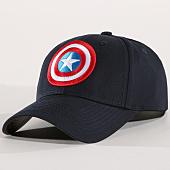 /achat-casquettes-de-baseball/captain-america-casquette-captain-america-bleu-marine-148635.html