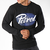/achat-sweats-col-rond-crewneck/petrol-industries-sweat-crewneck-swr312-noir-148617.html