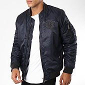 /achat-bombers/mz72-bomber-patchs-brodes-loky-bleu-marine-148773.html