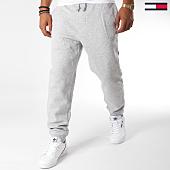 /achat-pantalons-joggings/tommy-hilfiger-jeans-pantalon-jogging-rib-logo-515-gris-chine-148697.html