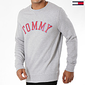 /achat-sweats-col-rond-crewneck/tommy-hilfiger-jeans-sweat-crewneck-essential-graphic-5160-gris-chine-148699.html