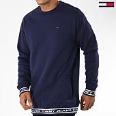 /achat-sweats-col-rond-crewneck/tommy-hilfiger-jeans-sweat-crewneck-oversize-rib-logo-5159-bleu-marine-148731.html