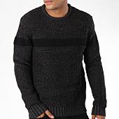 /achat-pulls/mz72-pull-rovero-noir-gris-148799.html