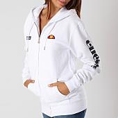 /achat-sweats-zippes-capuche/ellesse-sweat-zippe-capuche-femme-serinatas-blanc-148955.html