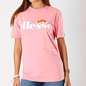 /achat-t-shirts/ellesse-tee-shirt-femme-albany-rose-149085.html