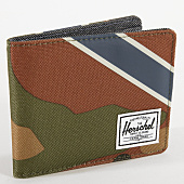 /achat-portefeuilles/herschel-portefeuille-roy-10363-camouflage-vert-kaki-marron-149051.html