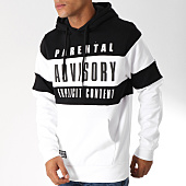 /achat-sweats-capuche/parental-advisory-sweat-capuche-block-bicolore-blanc-noir-148960.html