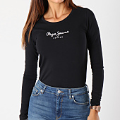 /achat-t-shirts-manches-longues/pepe-jeans-tee-shirt-manches-longues-femme-new-virginia-noir-149094.html