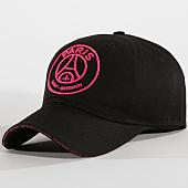 /achat-casquettes-de-baseball/psg-casquette-logo-essentiel-noir-149423.html