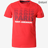 /achat-t-shirts/psg-tee-shirt-enfant-paris-saint-germain-rouge-149433.html