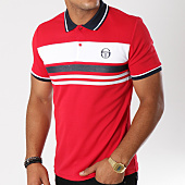 /achat-polos-manches-courtes/sergio-tacchini-polo-manches-courtes-ishen-rouge-149287.html