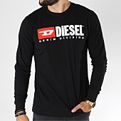 /achat-t-shirts-manches-longues/diesel-tee-shirt-manches-longues-division-noir-149600.html