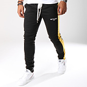 /achat-pantalons-joggings/sixth-june-pantalon-jogging-avec-bandes-m3472cpa-noir-149544.html