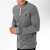 /achat-polos-manches-longues/american-people-polo-manches-longues-togi-gris-chine-149743.html