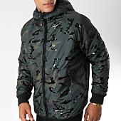 /achat-blousons/american-people-blouson-a-capuche-tuds-vert-kaki-camouflage-149789.html