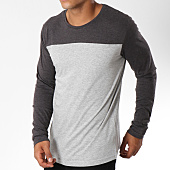 /achat-t-shirts-manches-longues/brave-soul-tee-shirt-manches-longues-brosna-gris-chine-149844.html