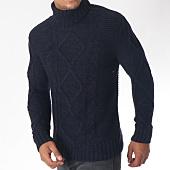 /achat-pulls/mtx-pull-col-roule-32618-bleu-marine-noir-chine-149816.html