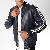 /achat-vestes/mtx-veste-avec-bandes-yt9302-bleu-marine-150089.html