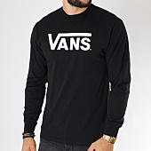 /achat-t-shirts-manches-longues/vans-tee-shirt-manches-longues-classic-noir-150201.html