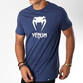 /achat-t-shirts/venum-tee-shirt-classic-bleu-marine-150159.html