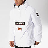 /achat-vestes/napapijri-veste-outdoor-rainforest-pocket-blanc-150385.html