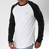 /achat-t-shirts-manches-longues/volcom-tee-shirt-manches-longues-raglan-pen-blanc-noir-150339.html
