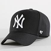 /achat-casquettes-de-baseball/47-brand-casquette-mvp-mlb-new-york-yankees-gris-anthracite-150487.html