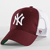/achat-trucker/47-brand-casquette-trucker-branson-mvp-mlb-new-york-yankees-bordeaux-150537.html