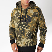 /achat-sweats-capuche/the-north-face-sweat-capuche-drew-peak-camo-vert-kaki-150471.html