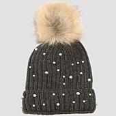 /achat-bonnets/deeluxe-bonnet-femme-sixth-gris-anthracite-150665.html
