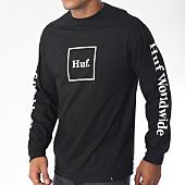 /achat-t-shirts-manches-longues/huf-tee-shirt-manches-longues-domestic-noir-150761.html