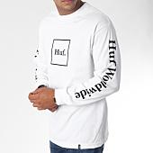 /achat-t-shirts-manches-longues/huf-tee-shirt-manches-longues-domestic-blanc-150763.html
