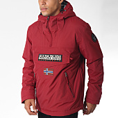 /achat-vestes/napapijri-veste-outdoor-rainforest-pocket-bordeaux-150720.html