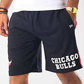 /achat-shorts-jogging/new-era-short-jogging-wordmark-nba-chicago-bulls-noir-rouge-150686.html