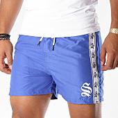 /achat-maillots-de-bain/sinners-attire-short-de-bain-bande-brodee-tape-bleu-clair-blanc-150815.html