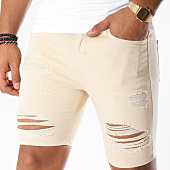 /achat-shorts-jean/sinners-attire-short-jean-rip-and-repair-733-ecru-150817.html