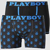 /achat-boxers/playboy-lot-de-2-boxers-classic-cool-noir-bleu-marine-151084.html