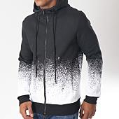 /achat-sweats-zippes-capuche/terance-kole-sweat-zippe-capuche-98155-noir-blanc-151106.html