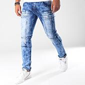 /achat-jeans/american-people-jean-slim-tekk-bleu-denim-151135.html