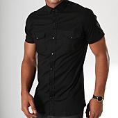 /achat-chemises-manches-courtes/classic-series-chemise-manches-courtes-114-noir-151293.html