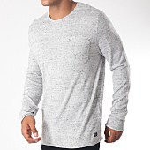 /achat-t-shirts-poche/jack-and-jones-tee-shirt-poche-manches-longues-word-gris-chine-151147.html