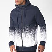 /achat-sweats-zippes-capuche/terance-kole-sweat-zippe-capuche-98155-bleu-marine-blanc-151111.html
