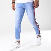 /achat-jeans/grj-denim-jean-skinny-avec-bandes-13219-bleu-wash-151529.html
