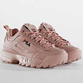 /achat-baskets-basses/fila-baskets-femme-disruptor-low-1010302-70y-keepsake-lilac-151355.html