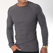 /achat-pulls/ikao-pull-f191-gris-anthracite-151444.html