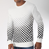 /achat-sweats-col-rond-crewneck/ikao-sweat-crewneck-f219-blanc-noir-151500.html